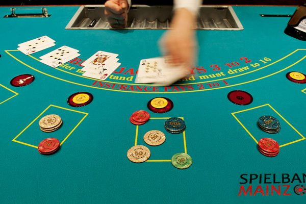 1709 Spielbank-blackjack