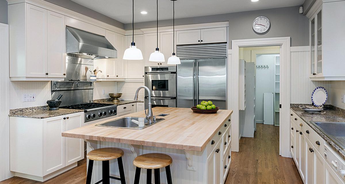 Gedanken über die Küche - DER MAINZER