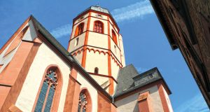 1710 Rheinhessen St. Stephan Mainz.