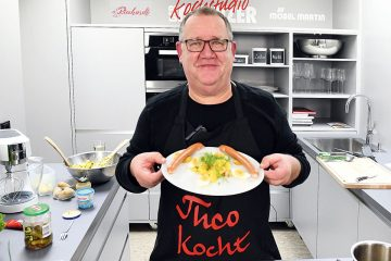 Theo kocht Kartoffelsalat