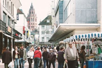 Innenstadt Mainz