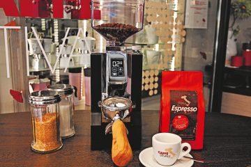 Caffè Stivale: Silent Espresso
