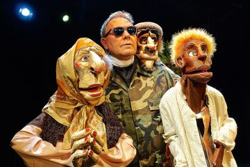 Stuffed Puppet Theatre: Babylon