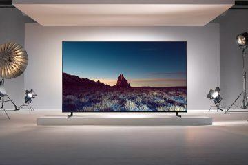 8K-Fernseher von Samsung