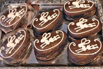 Schokoladenzeit