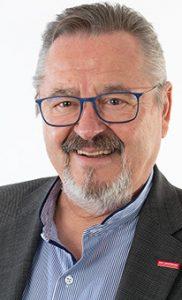 Hans A. Becker, Geschäftsführer NTA, Systemhaus GmbH, Mainz