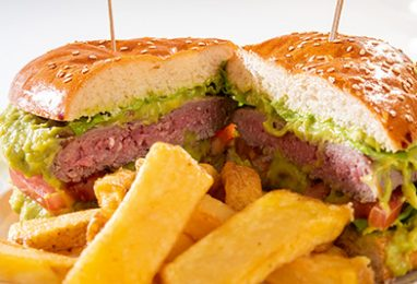Nebraska Burger