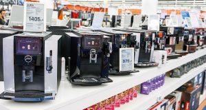Saturn Kaffeevollautomaten