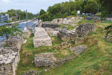 Denkmalschutz Römisches Theater