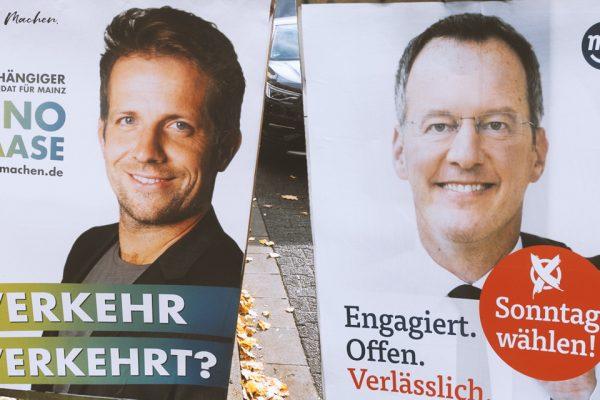 Oberbürgermeisterwahl: