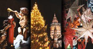 Weihnachtszeit Advent in Mainz