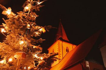 Weihnachten in Rheinhessen (Frettenheim)