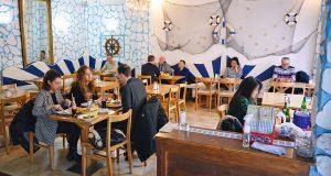 Restaurant Pascha Fisch