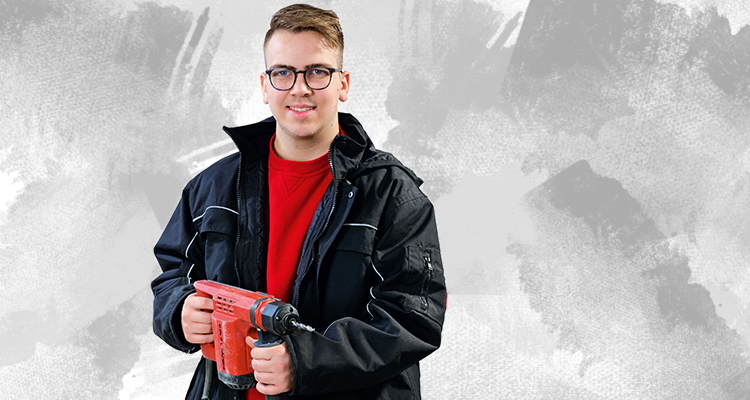Profi für Installationstechnik Aaron Moses