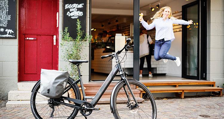 E-Bike »COBOC«