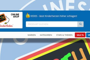 Kinderladen Onlineshop