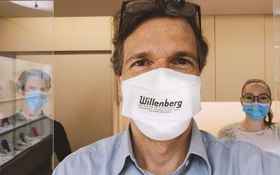 Willenberg sagt danke