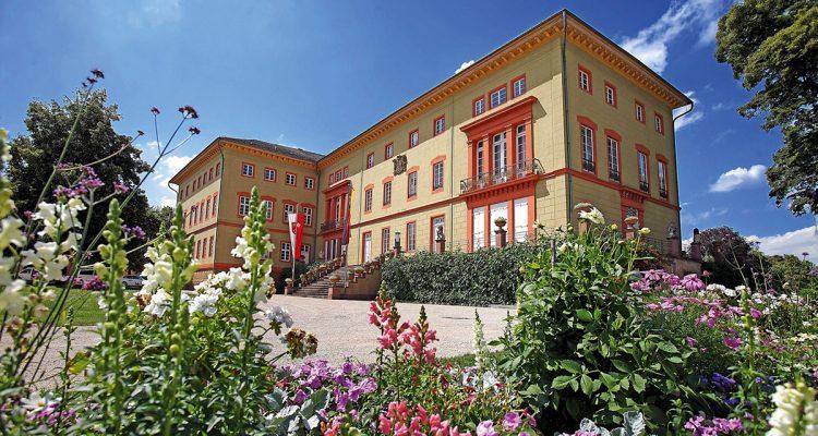 Schloss Herrnsheim bei Worms, Lutherweg