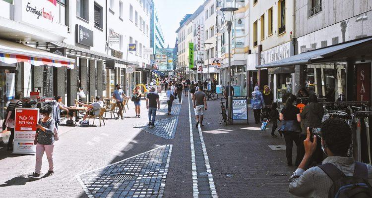 Lotharstraße, LEAP-Gesetzesänderung