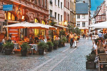 Gastronomie Terrassen Mainz Altstadt