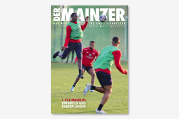 Titel DER MAINZER September 2020