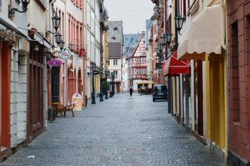 Innenstädte Altstadt Mainz