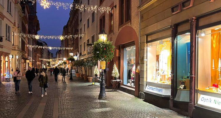 Einzelhandel Altstadt Mainz