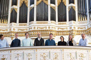 organisten Unterhaltung Musik