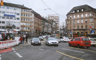 Binger Straße Straßenbahn