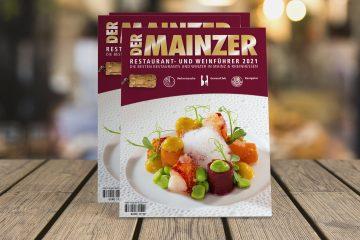 Der MAINZER Restaurant- und Weinführer 2021