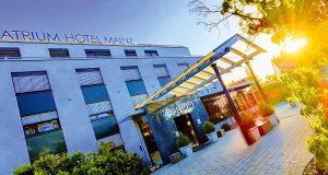 Atrium Hotel © Mafred Kohl
