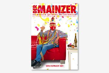 Titel DER MAINZER Februar 2021