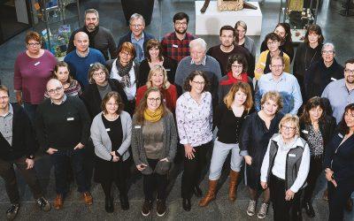 Berufsberatung Team der Agentur für Arbeit