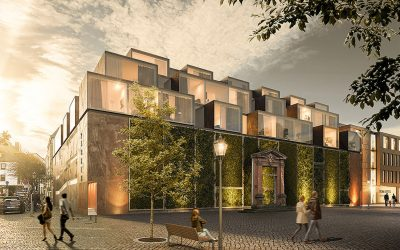Mainzer Ludwigsstraße, © AS+P Albert Speer + Partner GmbH (Frankfurt/Main)