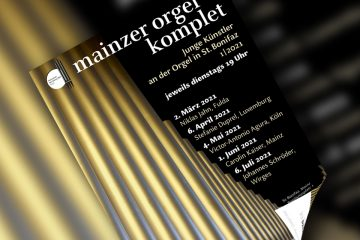 mainzer orgel komplet