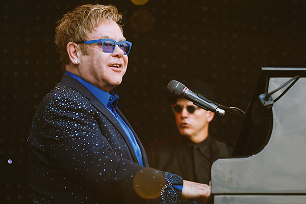 Elton John, © mainzplus
