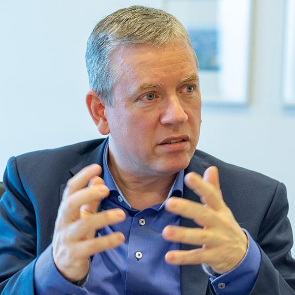 MSW Vorstand Daniel Gahr