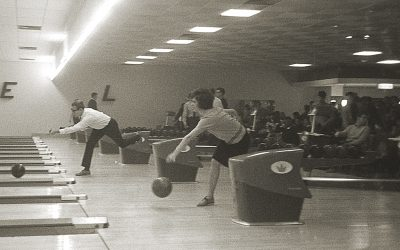 Sport City-Bowling 1960er Jahre