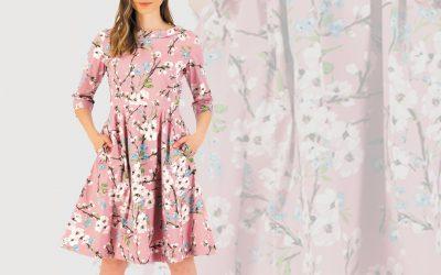 Flair Kleid Nachhaltigkeit