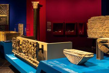 Kaiser Ausstellung Mainz: Die Kaiser und die Säulen ihrer Macht: