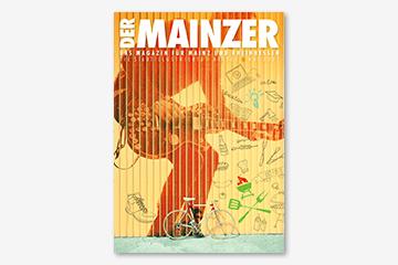 Titelseite, DER MAINZER – Mai 2021