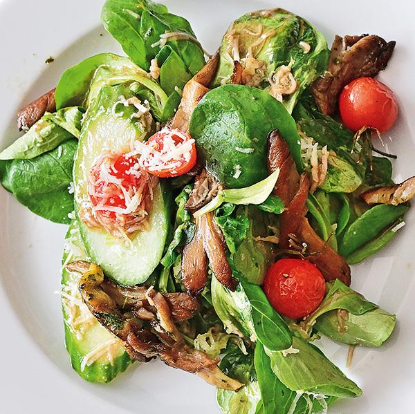 »Salat der Woche«