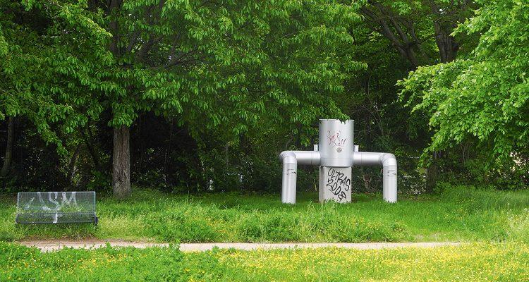 Pumpenanlage Mainzer Taubertsbergbad