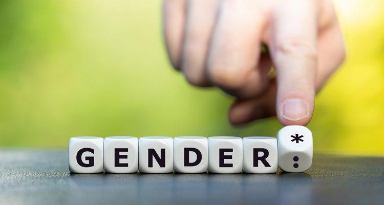 Gendern Fokussiert – stock.adobe.com