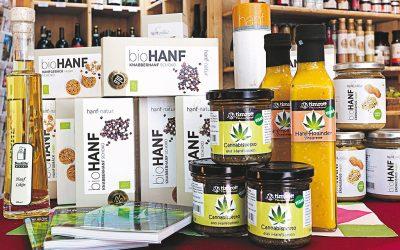 Destille Hanf
