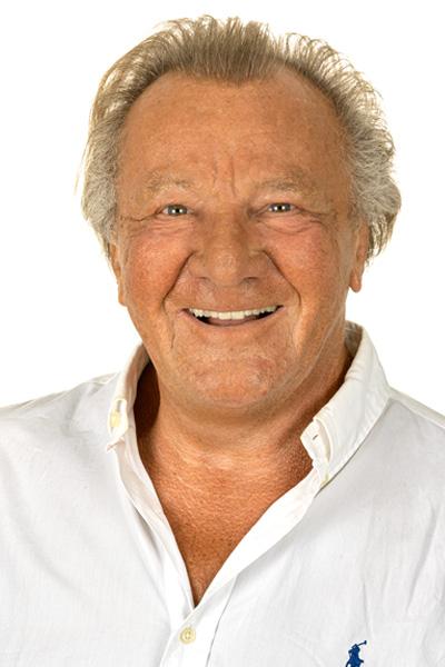 Harald Strutz, ehemaliger Präsident 1. FSV Mainz 05