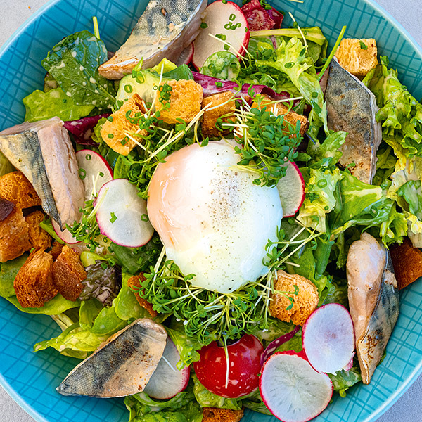 »Bootshaus Salat«