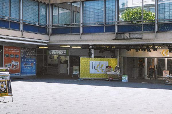 """Mainzer Innenstadt """"LU"""""""