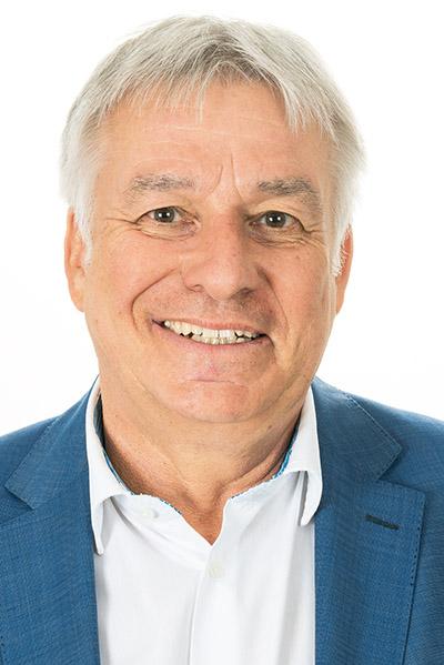 Günter Jertz, IHK-Hauptgeschäftsführer