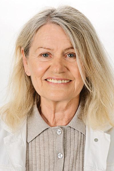 Melitta Soost, Leiterin des Haus Burgund in Mainz im Ruhestand